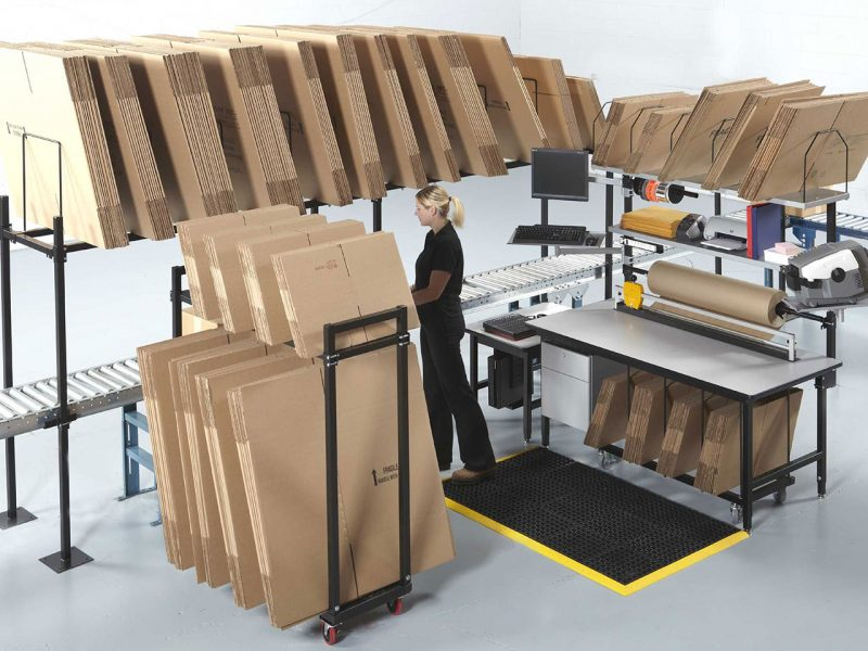 Order Packaging Supplies